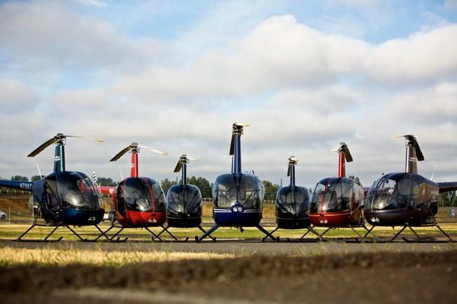 Windells Aviation Program High School Students