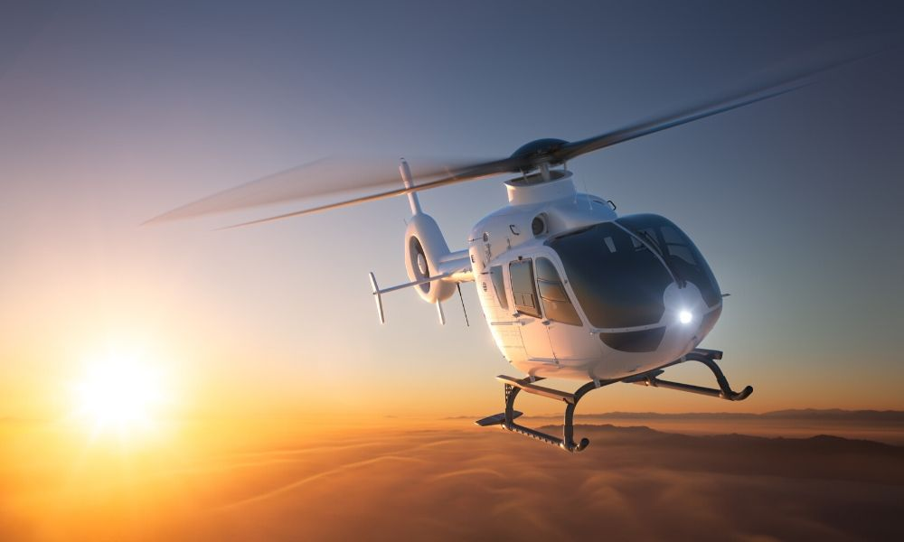 Where Did the Idea of Helicopters Come From?