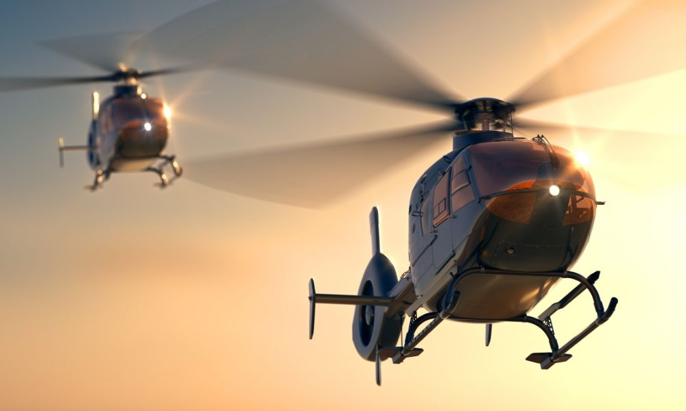 Different Career Paths for Helicopter Pilots