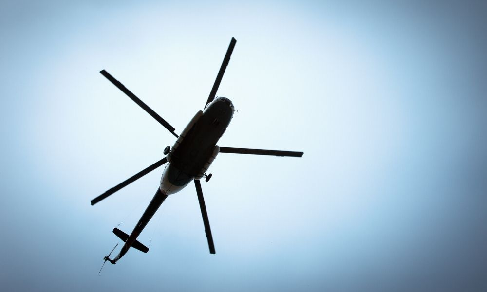Helicopter 101: How Does a Helicopter Fly?